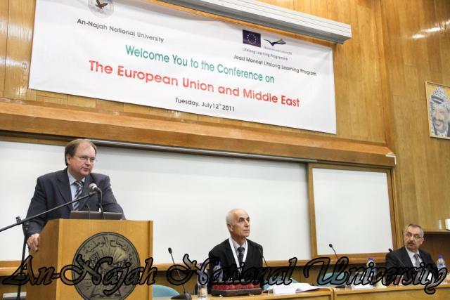 مؤتمر الاتحاد الاوروبي والشرق الاوسط 18