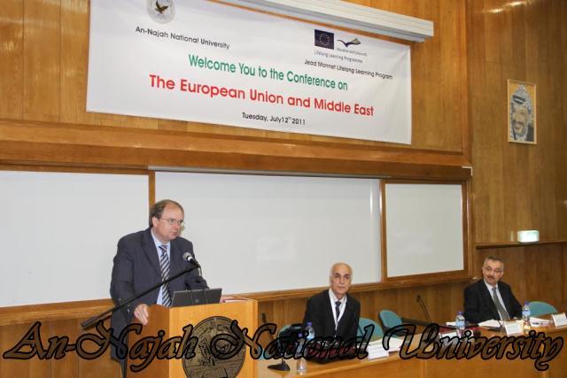 مؤتمر الاتحاد الاوروبي والشرق الاوسط 5