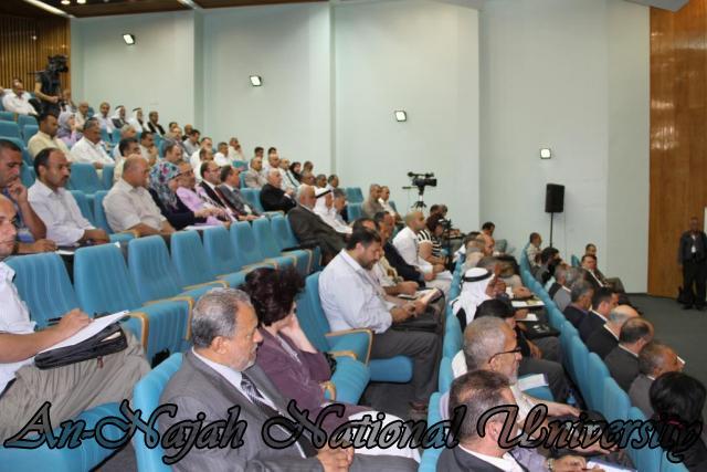 مؤتمر التحديات التنموية للحكم المحلي في فلسطين 12