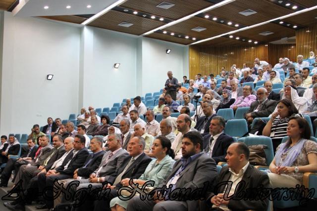 مؤتمر التحديات التنموية للحكم المحلي في فلسطين 4