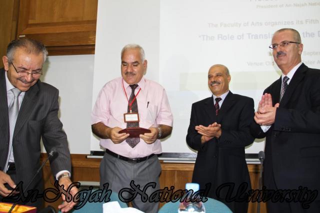 مؤتمر الترجمة في حوار الحضارات 17.09.2012 14