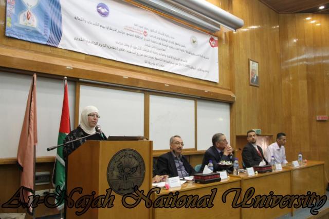 مؤتمر علمي بمناسبة يوم التمريض والقبالة العالمي 20.5 (11)