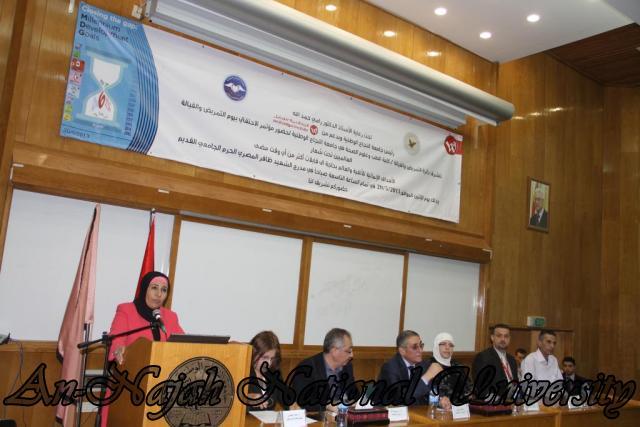 مؤتمر علمي بمناسبة يوم التمريض والقبالة العالمي 20.5 (2)