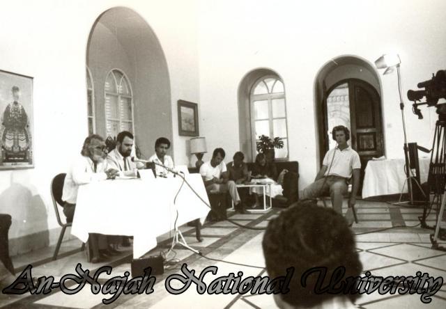 مؤتمرات صحفية