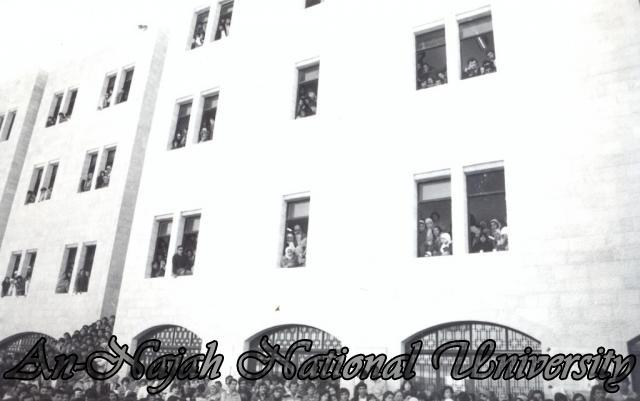 مباني الحرم القديم