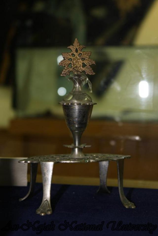 متحف جامعة النجاح للتراث الشعبي الفلسطيني
