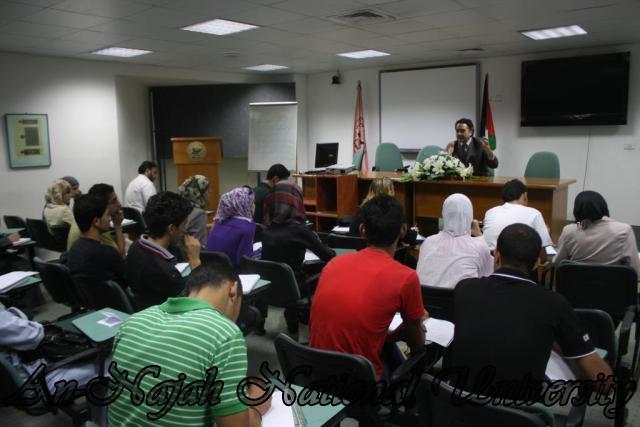 محاضرة الادمان على الانترنت للدكتور جواد فطاير (7)