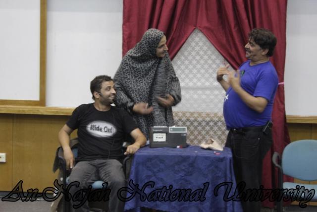 مسرحية عيلة ولا احلى