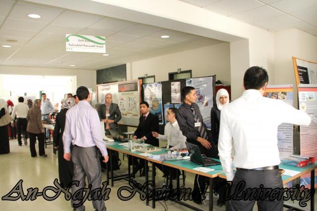 معرض الابداعات الهندسية   كلية الهندسة 8