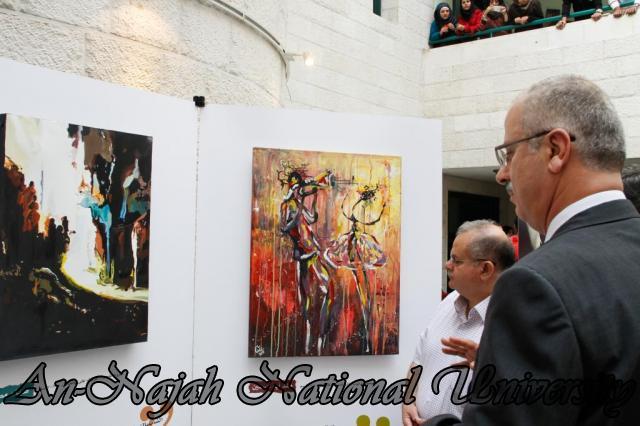 معرض فلسطين الشباب 5.11.2012 5