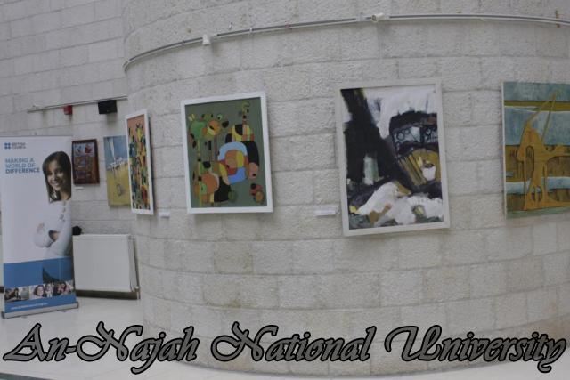 معرض فلسطين في عيون الشباب