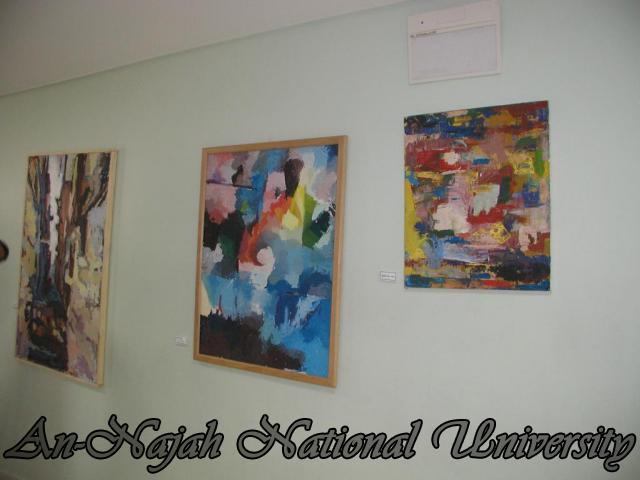 معرض قسم التصوير - كلية الفنون الجميلة