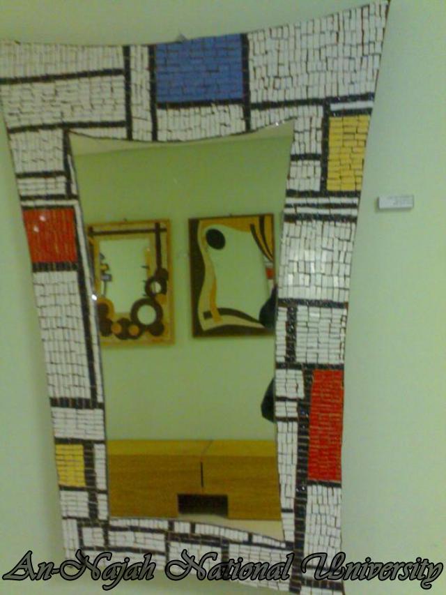 معرض قسم الخزفيات - كلية الفنون الجميلة