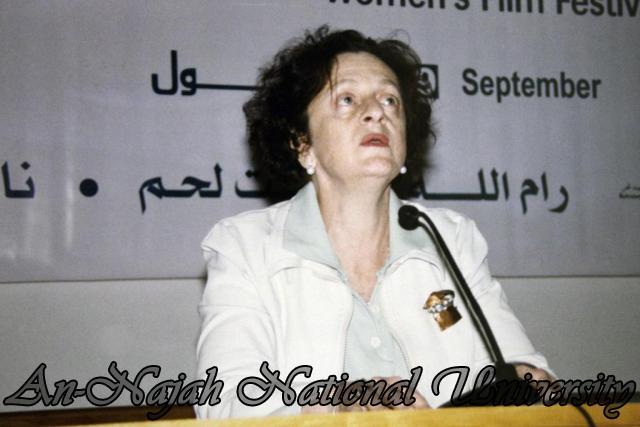 مهرجان سينما المرأة في فلسطين