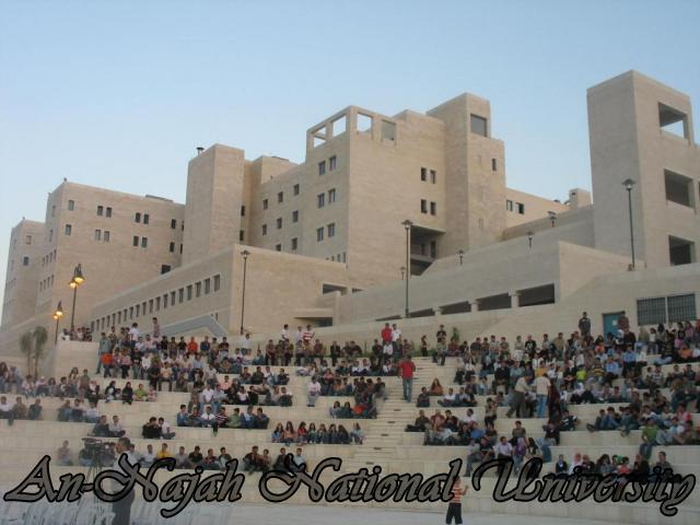 جانب من اللذين حضرو الى مهرجان فلسطين الدولي