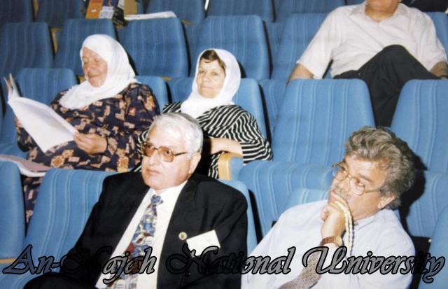 ندوة بعنوان نابلس بين الماضي والحاضر