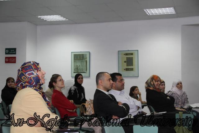 ورشة عمل بحثية لطلبة مساق صورة المرأة في المناهج الفلسطينية (10)