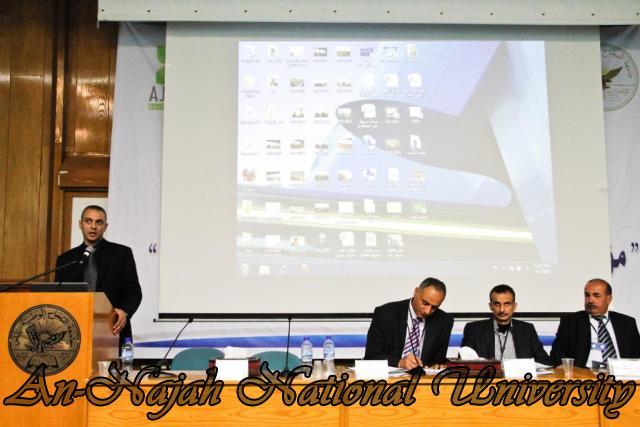 02.04.2012 مؤتمر الأنشطة اللامنهجية في الجامعات الفلسطينية 16