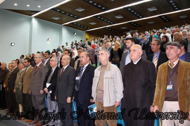02.04.2012 مؤتمر الأنشطة اللامنهجية في الجامعات الفلسطينية 2