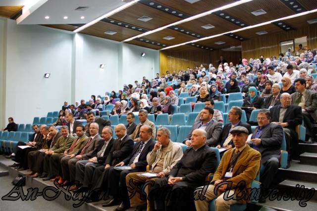 02.04.2012 مؤتمر الأنشطة اللامنهجية في الجامعات الفلسطينية