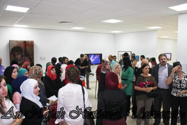 04.09.2012 معرض داخل الاطار، خارج الاطار 3
