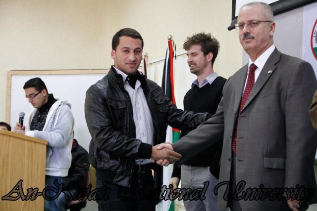 04.12.2011, حفل تخريج طلبة دورات تنمية الكفاءات 13