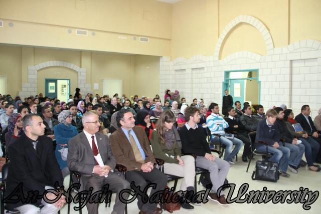 04.12.2011, حفل تخريج طلبة دورات تنمية الكفاءات