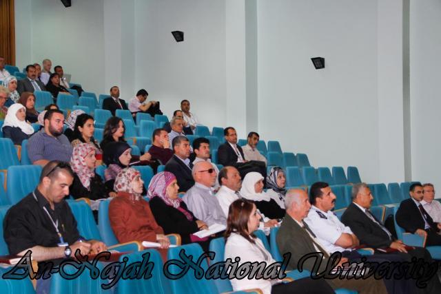 05.05.2012 مؤتمر البحث الأكاديمي المعاصر، قسم اللغة الإنجليزية 2