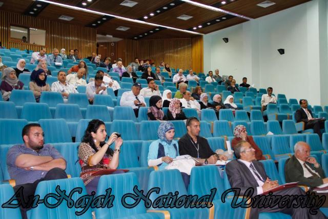05.05.2012 مؤتمر البحث الأكاديمي المعاصر، قسم اللغة الإنجليزية 7