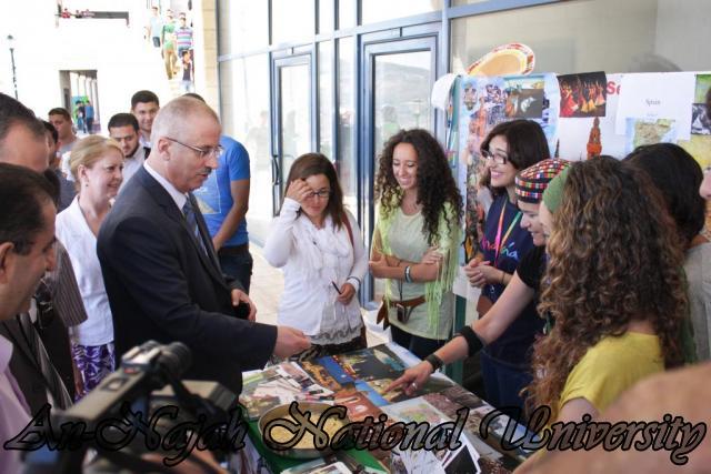 06.09.2012  افتتاح معرض القرية العالمية 2