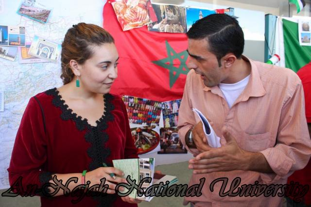 06.09.2012  افتتاح معرض القرية العالمية 22