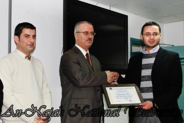 07.02.2012, حفل توزيع شهادات دورة العطاءات والمشتريات 20