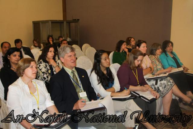 1.06.2012 المؤتمر الوطني في التميز في التعلم والتعليم العالي 25