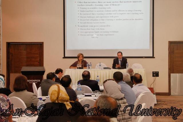 1.06.2012 المؤتمر الوطني في التميز في التعلم والتعليم العالي 39