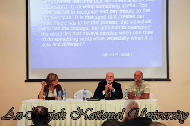 1.06.2012 المؤتمر الوطني في التميز في التعلم والتعليم العالي 45