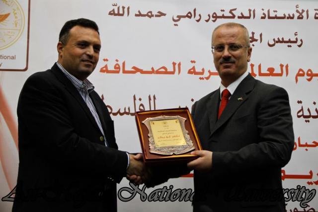 10.05.2012 حفل تكريم الصحفيين الفلسطينيين بمناسبة اليوم العالمي لحرية الصحافة 31