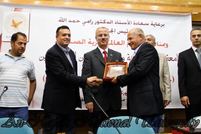 10.05.2012 حفل تكريم الصحفيين الفلسطينيين بمناسبة اليوم العالمي لحرية الصحافة 35