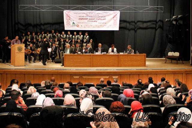 10.10.2011, مؤتمر الفن والتراث الشعبي الفلسطيني الثالث 12