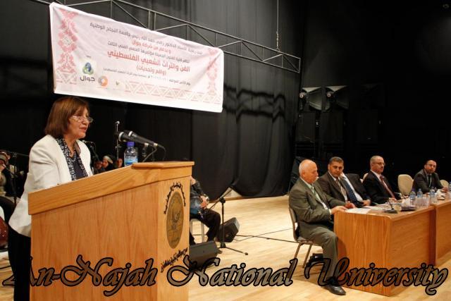 10.10.2011, مؤتمر الفن والتراث الشعبي الفلسطيني الثالث 19