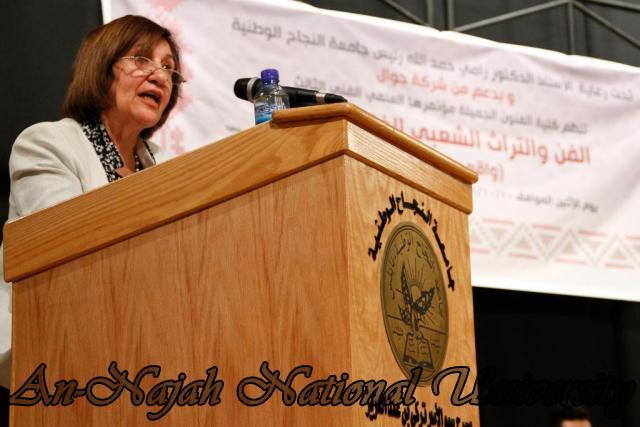 10.10.2011, مؤتمر الفن والتراث الشعبي الفلسطيني الثالث 21