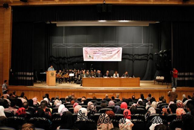 10.10.2011, مؤتمر الفن والتراث الشعبي الفلسطيني الثالث 4