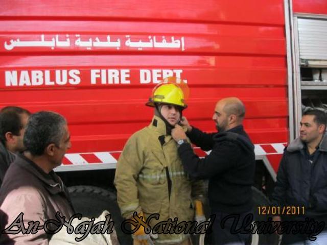 أساسيات في الإطفاء و تحليل المخاطر