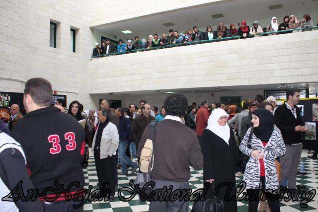 12.12.2012 افتتاح معرض صور حكاية وطن 11