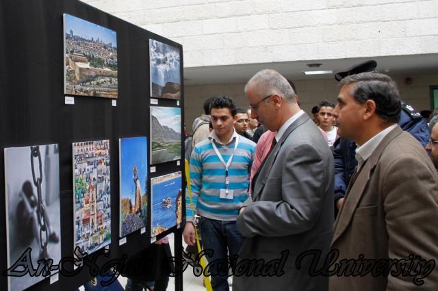 12.12.2012 افتتاح معرض صور حكاية وطن 5