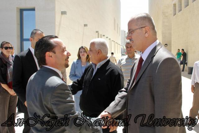 13.05.2012   افتتاح الزاوية الامريكية 3