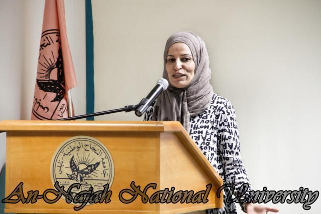 15.02.2012  حفل تخريج طلبة دورة الكتابة الابداعية 10