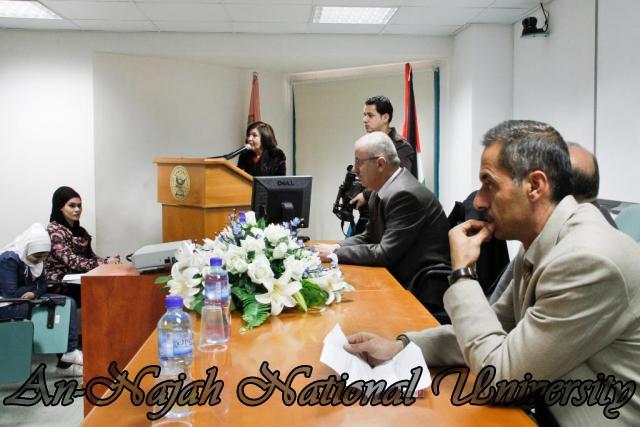15.02.2012  حفل تخريج طلبة دورة الكتابة الابداعية 6