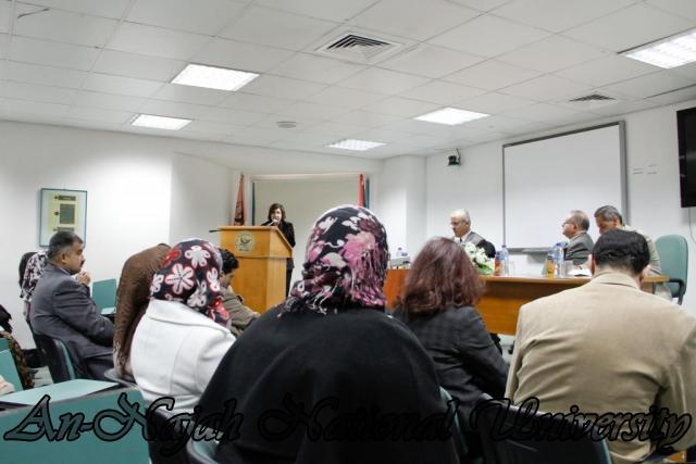 15.02.2012  حفل تخريج طلبة دورة الكتابة الابداعية 7