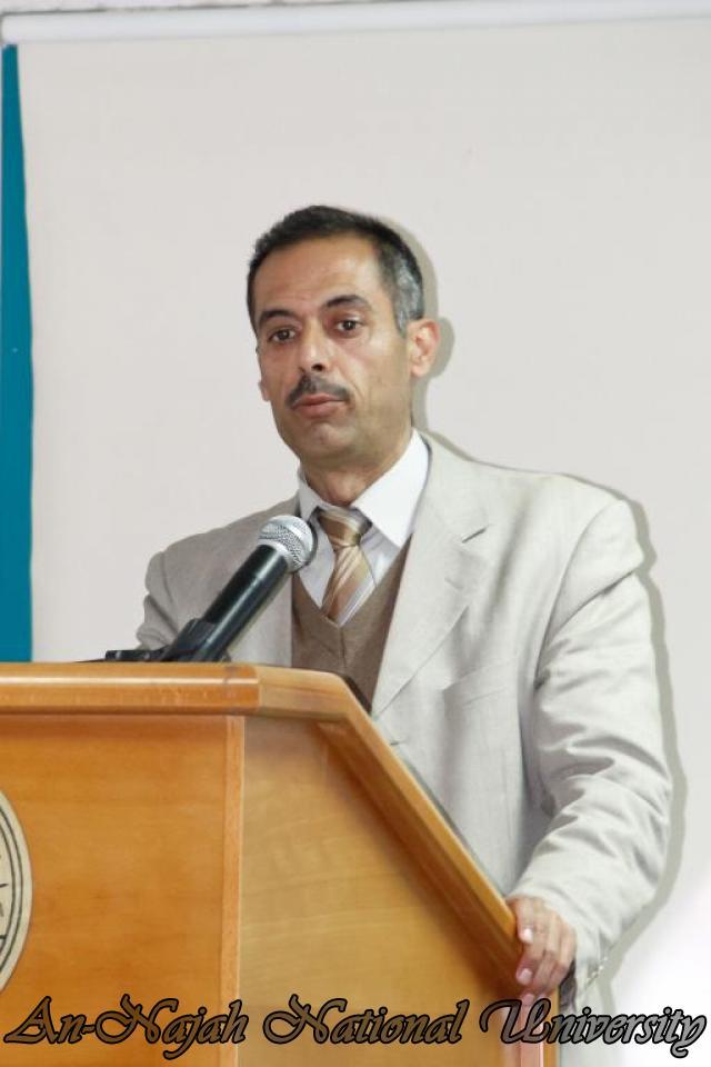 15.02.2012  حفل تخريج طلبة دورة الكتابة الابداعية 8