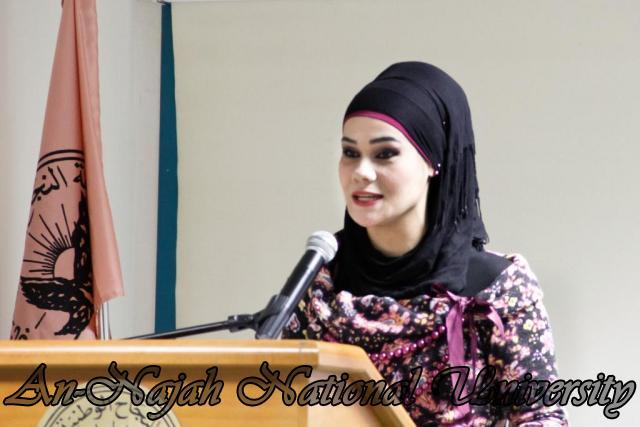 15.02.2012  حفل تخريج طلبة دورة الكتابة الابداعية 9
